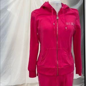 2pc BCBG MaxAzria jacket & pants size L/M